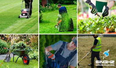 Mowing Services in Melbourne