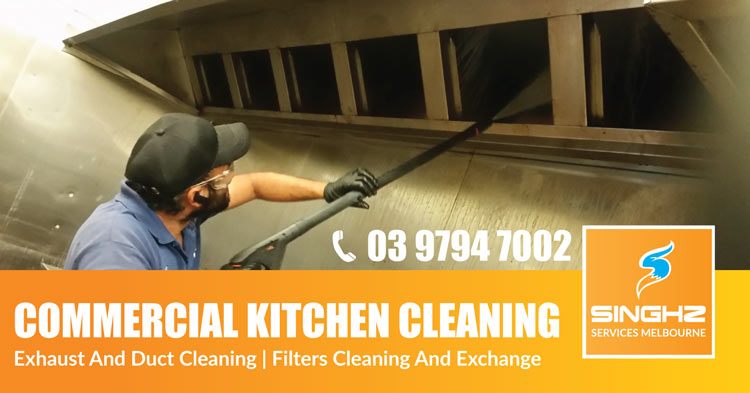 & Canopy Cleaning | Restaurant Cleaning - Singhz Services Melbourne